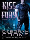 Kiss of Fury (Dragonfire #2) - Deborah Cooke