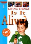 Living Things: Is It Alive? - Sally Hewitt