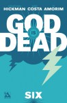 God Is Dead #6 - Jonathan Hickman, Di Amorim