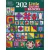 202 Little Log Cabin Blocks - Linda Causee