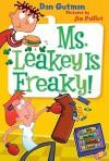 Ms. Leakey Is Freaky! - Dan Gutman, Jim Paillot