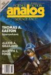 Analog Science Fiction/Science Fact October, 1989 - Stanley Schmidt