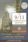 9/11 Commission Report, Special Library Edition MP3 - The National Commission on Terrorist Attacks Upon the United States, Barbara Rosenblat, Michael Kramer, Michael Hanson