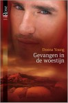 Gevangen in de woestijn - Donna Young, Alexandra Nagelkerke