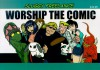 Worship the Comic - Pete Abrams