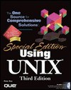 Special Edition Using Unix [With Includes Useful Administrative Tools & Scripts...] - Peter Kuo, Peter Baer Galvin