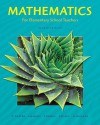 Mathematics for Elementary School Teachers [With Access Code] - Phares G. O'Daffer, Randall I. Charles, Thomas Cooney, Jane Schielack, John A. Dossey