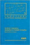 Symbolic Computation Applications to Scientific Computing - Robert Grossman