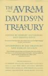 The Avram Davidson Treasury: A Tribute Collection - Robert Silverberg, Avram Davidson