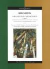 Bernstein - Orchestral Anthology, Volume 2: The Masterworks Library (Boosey & Hawkes Masterworks Library) - Leonard Bernstein