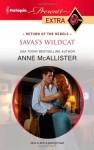 Savas's Wildcat - Anne McAllister