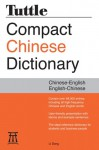 Tuttle Compact Chinese Dictionary - Li Dong