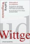 Philosophical Investigations - Ludwig Wittgenstein, Peter Michael Stephan Hacker, Joachim Schulte, G.E.M. Anscombe