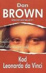 Kod Leonarda da Vinci /czerwony - Dan Brown