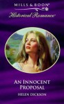 An Innocent Proposal (Historical Romance) - Helen Dickson