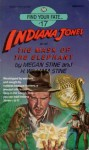 Indiana Jones and The Mask of the Elephant - Megan Stine, Henry William Stine