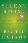 Silent Spring - Rachel Carson, Linda Lear, Edward O. Wilson
