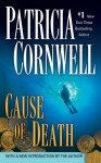 Cause of Death - Patricia Cornwell