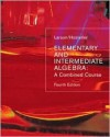 Elementary and Intermediate Algebra: A Combined Course - Ron Larson, Robert P. Hostetler