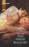 Behind the Rake's Wicked Wager (The Notorious Coale Brothers) - Sarah Mallory