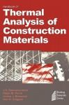 Handbook of Thermal Analysis of Construction Materials - Ramachandran, V.S. Ramachandran, Paroli