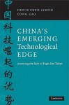 China's Emerging Technological Edge: Assessing the Role of High-End Talent - Denis Fred Simon, Cong Cao