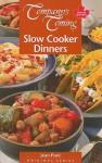 Slow Cooker Dinners - Jean Paré