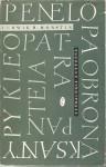 Tetralogia antyczna: Penelopa; Obrona Ksantypy; Kleopatra; Panteja - Ludwik Hieronim Morstin