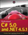 Professional C# 5.0 and .Net 4.5.1 - Christian Nagel