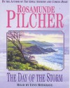 The Day of the Storm (Audio) - Rosamunde Pilcher, Lynn Redgrave