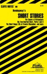 CliffsNotes: Hemingway's Short Stories - CliffsNotes, James Lamar Roberts