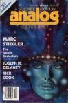 Analog Science Fiction/Science Fact April, 1989 - Stanley Schmidt