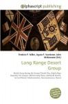 Long Range Desert Group - Agnes F. Vandome, John McBrewster, Sam B Miller II