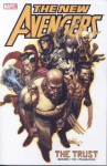 New Avengers, Vol. 7: The Trust - Brian Michael Bendis, Leinil Francis Yu