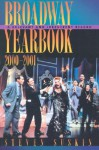 Broadway Yearboook 2000-2001 - Steven Suskin