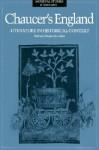 Chaucer's England: Literature in Historical Context - Barbara A. Hanawalt, Barbara A. Hanwalt