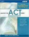 Arco Master the New ACT Assessment - Arco Publishing
