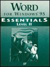 Word Windows Essentials Level 2 - Que Corporation
