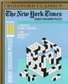 The New York Times Sunday Crossword Puzzles, Volume 10 - Eugene Maleska