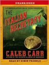 The Italian Secretary (Audio) - Caleb Carr, Simon Prebble