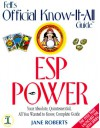 How to Develop Your ESP Power - Jane Roberts