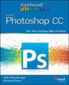Teach Yourself VISUALLY Photoshop CC - Mike Wooldridge, Brianna Stuart