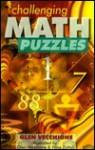 Challenging Math Puzzles - Glen Vecchione, Nina Zottoli