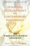 Spiritual Development and Contemporary Psychology - David Centner Ocd, J. Ruth Aldrich, John Sullivan