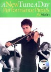 A New Tune a Day Performance Pieces for Violin [With CD] - Ned Bennett