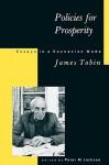 Policies for Prosperity: Essays in a Keynesian Mode - James Tobin, Peter M. Jackson