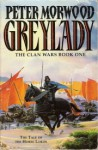 Greylady (Clan Wars) - Peter Morwood