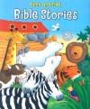 Peek and Find Bible Stories - Allia Zobel Nolan, Steve Cox