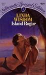 Island Rogue - Linda Randall Wisdom
