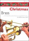 One-Two-Three! Christmas - Brass: Perfect for Solo, Duet or Trio Playing - James Power